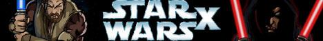 Star Wars X banner