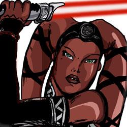 Darth Fera from Star Wars X