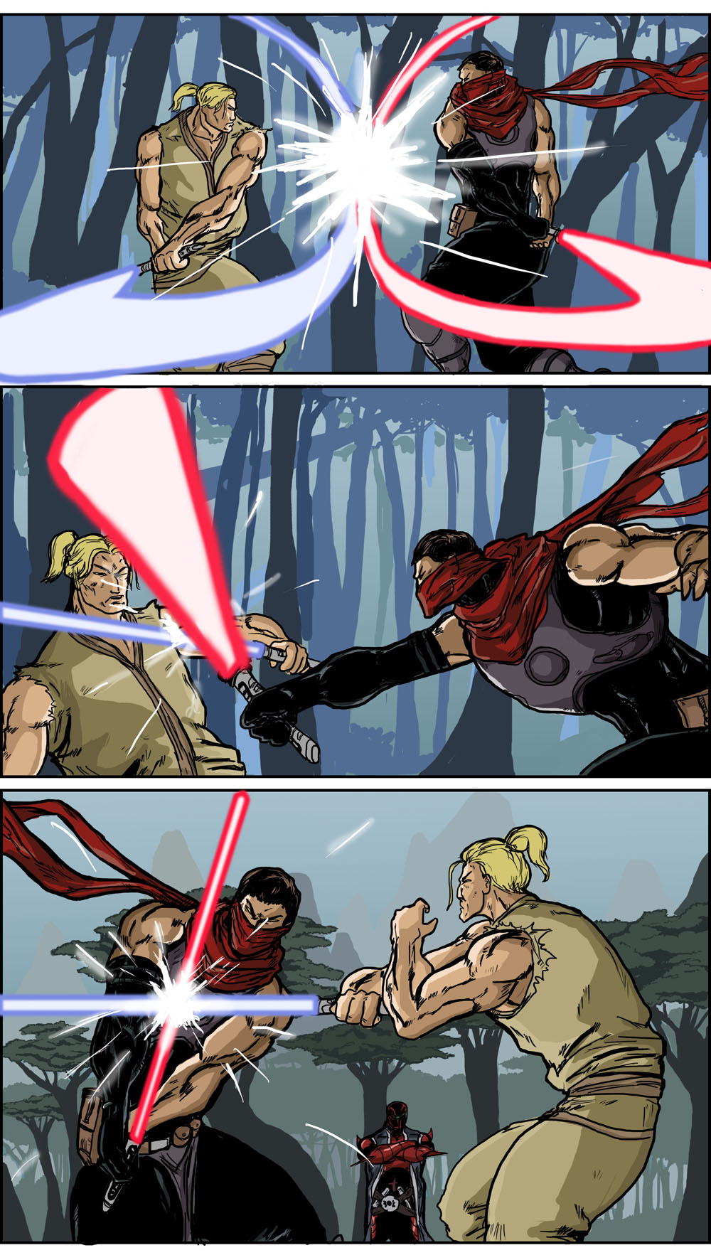 page 008 of Star Wars X
