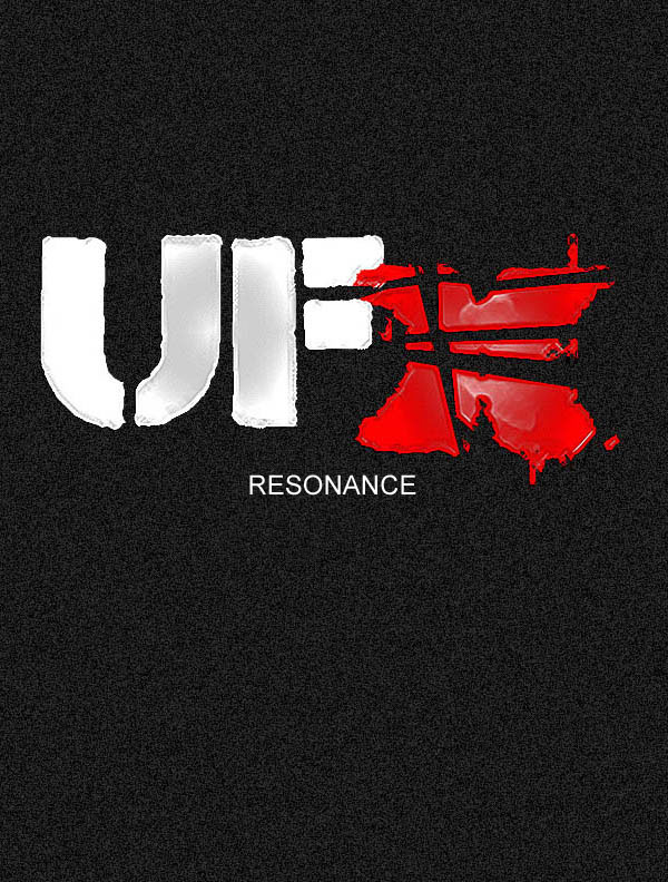 UFX::Resonance Cover