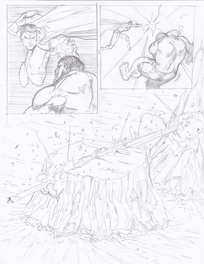 Episode 01: Superman vs Hulk - Page 06