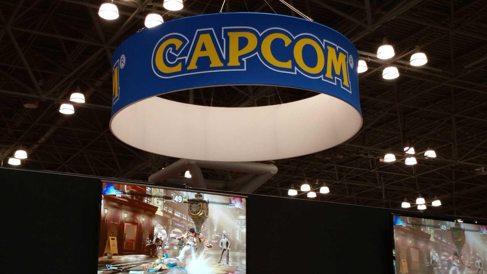 nyc-comiccon-capcom-display